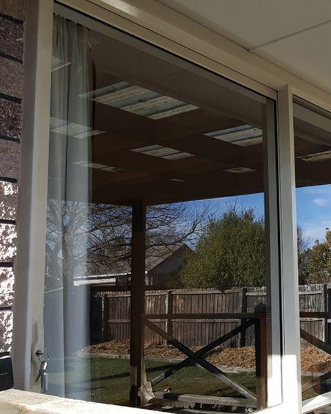 Outside window cleaning Houston