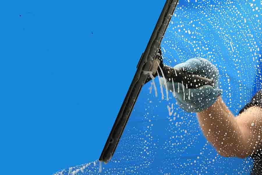 Cleaning Windows Katy