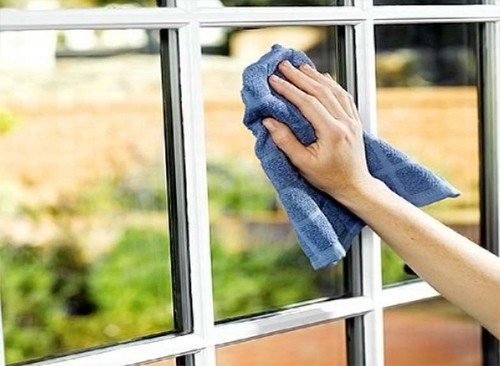 Exterior window cleaning Houston
