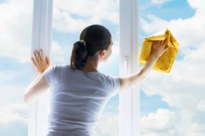 Cleaning Windows Houston