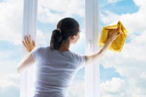 Cleaning Windows Houston