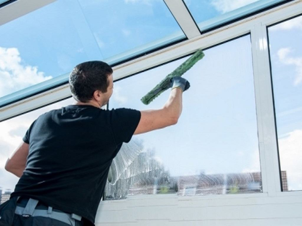 High end window cleaning Houston