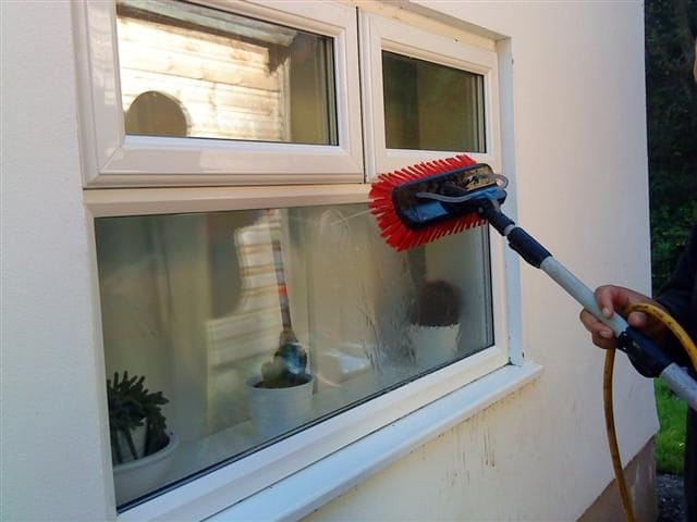 What Window Cleaning Company Do Professional Athletes Use In Houston