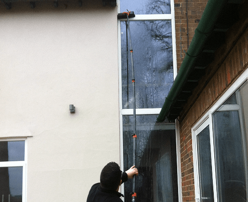 Houston Texas Window Cleaning Company