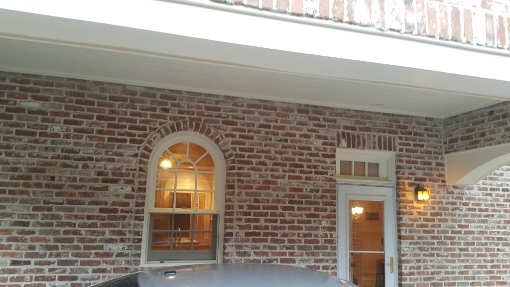Outside window cleaning services Houston