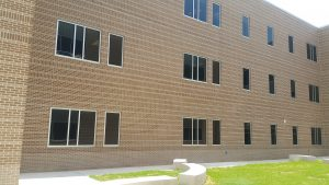 High-Rise Window Cleaning in Pearland, Texas