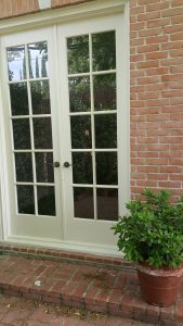 Katy, Texas residential window cleaning