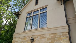 Exterior Window Washing in Houston, Texas