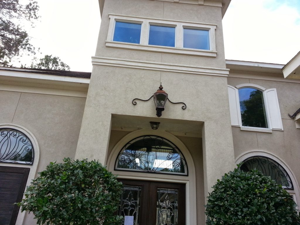 Chemical free window cleaning Houston