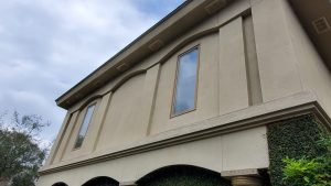 About window cleaning in the Houston Memorial City area