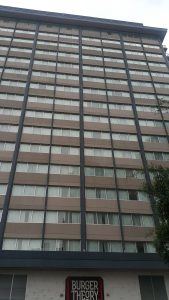 High Rise Window Cleaning in Houston, TX