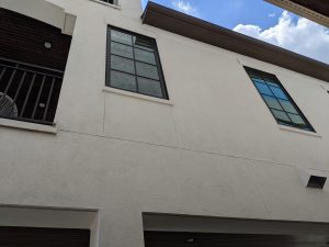 Commercial Window Washing Services for Houston